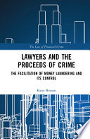 Lawyers And The Proceeds Of Crime