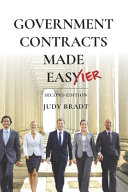 Government Contracts Made Easier  Second Edition