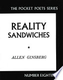 Reality Sandwiches  1953 1960