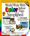 World Wide Web Color Yellow Pages Simplified