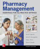 Pharmacy Management: Essentials for All Practice Settings: Fourth Edition [Pdf/ePub] eBook