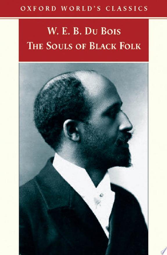 The Souls of Black Folk banner backdrop