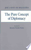 The Pure Concept Of Diplomacy Book