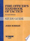 Fire Officer S Handbook Of Tactics