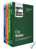 HBR s 10 Must Reads for Sales and Marketing Collection  5 Books