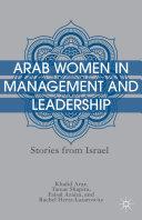 Arab Women in Management and Leadership [Pdf/ePub] eBook