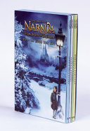 Chronicles of Narnia  The Lion  the Witch and the Wardrobe Chapter Book Box Set