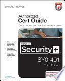 Comptia Security Sy0 401 Cert Guide Deluxe Edition