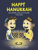 Happy Hanukkah  Coloring and Activities for Kids