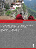 Cultural Heritage and Tourism in the Developing World Pdf/ePub eBook