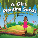 A Girl Planting Seeds