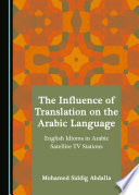 The Influence of Translation on the Arabic Language