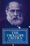 The Trollope Critics [Pdf/ePub] eBook
