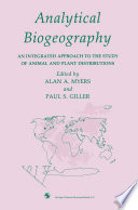 Analytical Biogeography