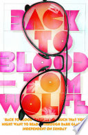 Back to Blood Book
