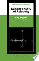 Special Theory of Relativity Book