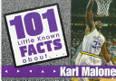 101 Little Known Facts about Karl Malone