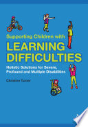 Supporting Children with Learning Difficulties Book PDF