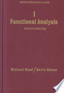 Methods of Modern Mathematical Physics: Functional analysis