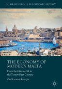 The Economy of Modern Malta