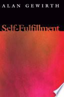 Self Fulfillment