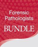 Bundle for Forensic Pathologists Book