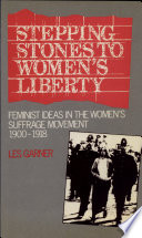 Stepping Stones To Women S Liberty