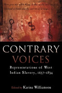 Contrary Voices Book