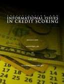 Specification and Informational Issues in Credit Scoring