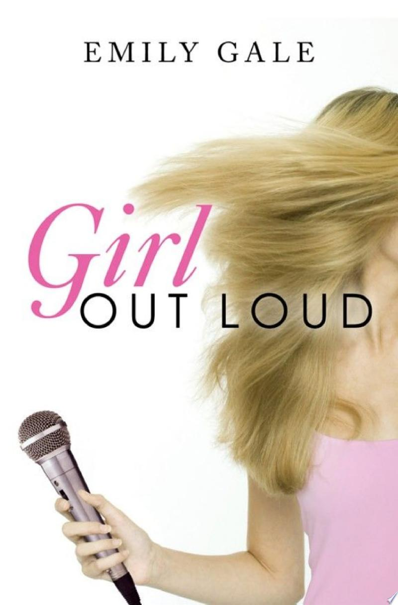 Girl Out Loud banner backdrop