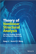 Theory of Nonlinear Structural Analysis Book
