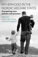 Pdf Fatherhood in the Nordic welfare states