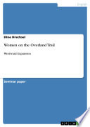 Women on the Overland Trail
