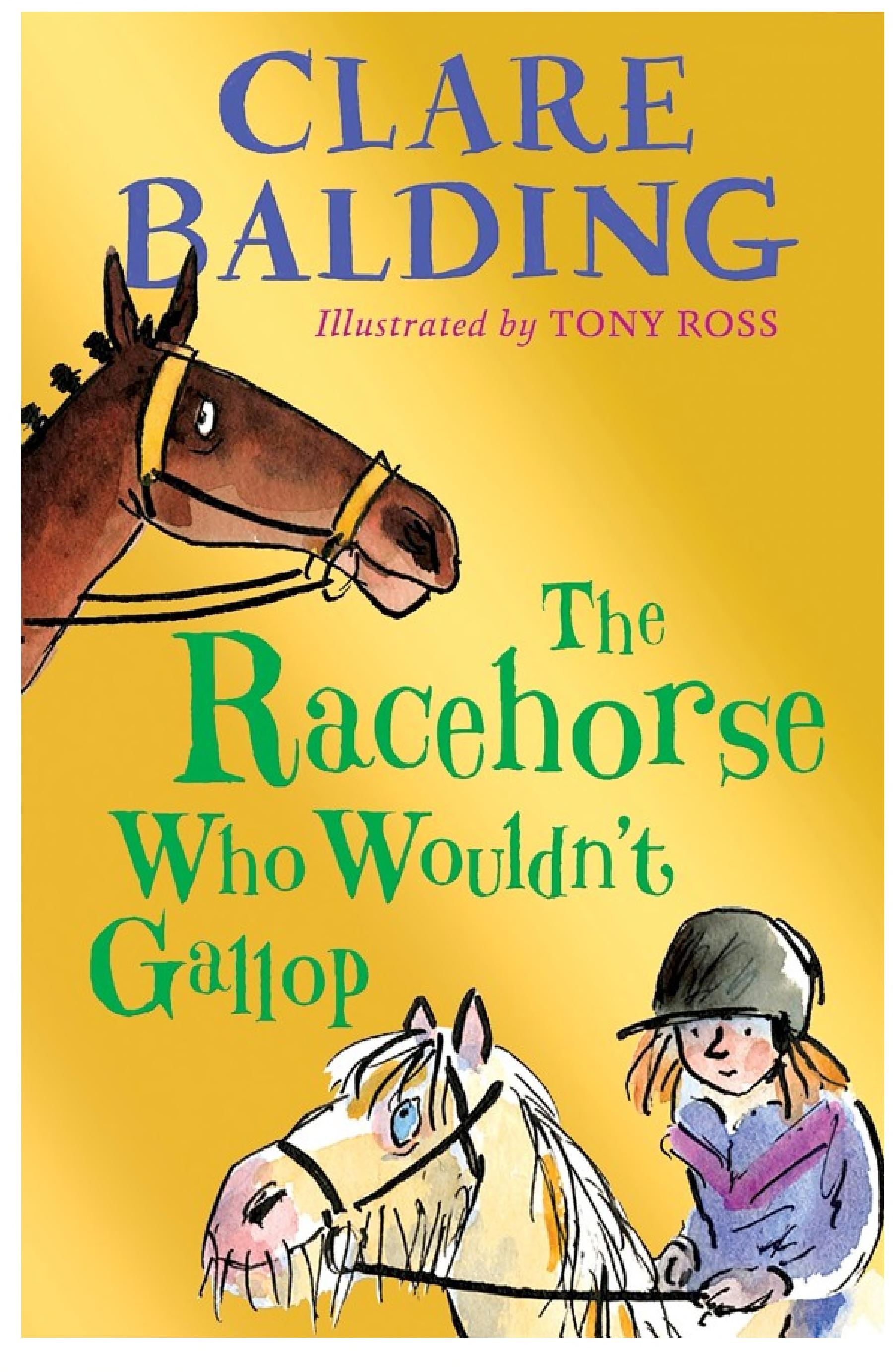 The Racehorse Who Wouldn t Gallop