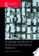 Routledge Handbook of NGOs and International Relations