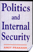 Politics and Internal Security