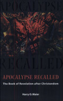 Apocalypse Recalled Pdf/ePub eBook