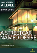 A Streetcar Named Desire: York Notes for A-Level