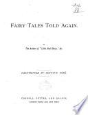 Fairy Tales Told Again Book