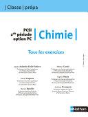 Tous les Exercices - Chimie - PCSI 2e période option PC