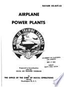 Airplane Power Plants