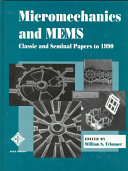 Micromechanics and MEMS