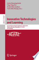 Innovative Technologies and Learning