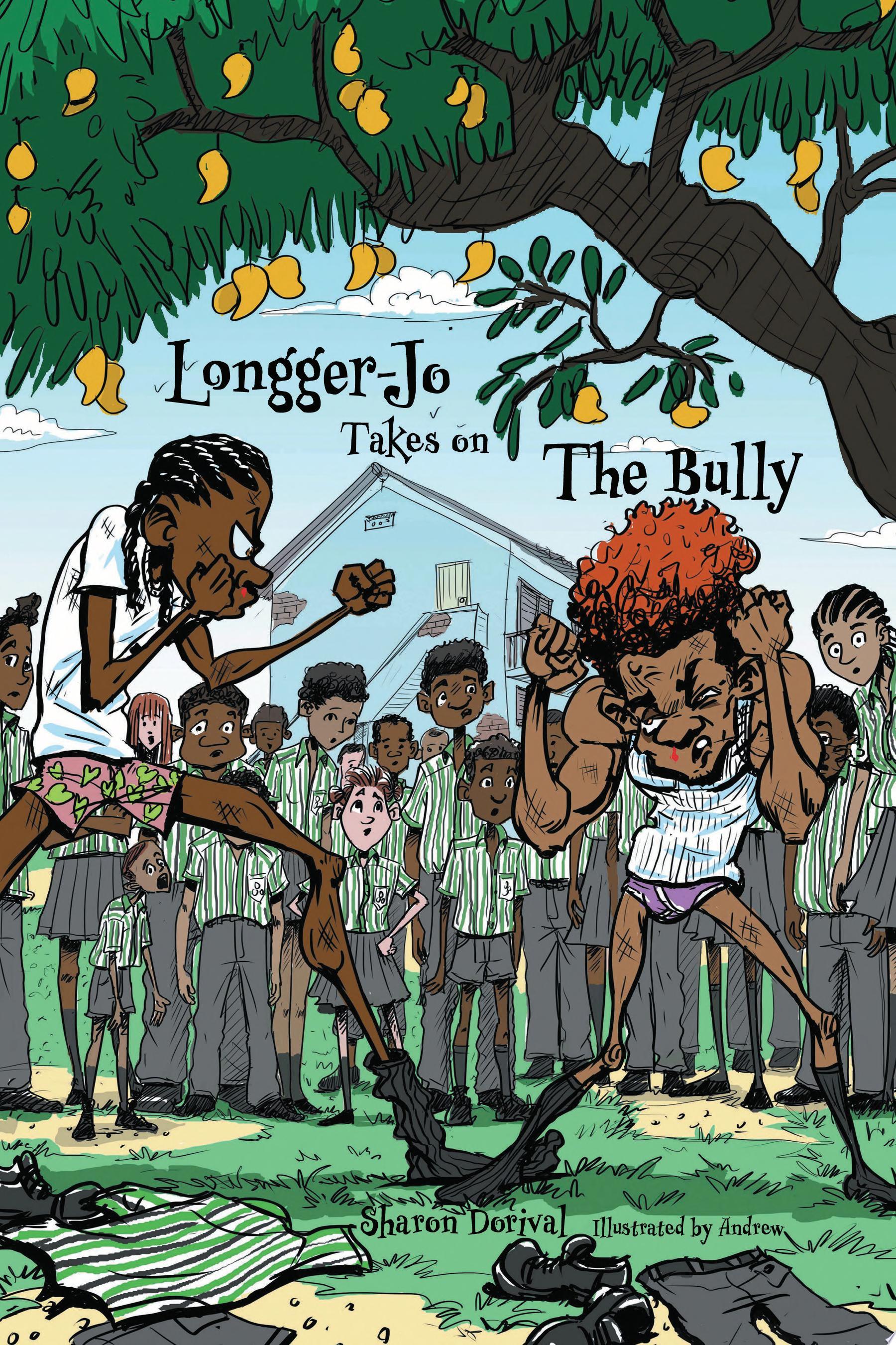 Longger Jo Takes on The Bully