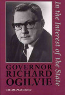 Governor Richard Ogilvie: In the Interest of the State