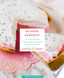 No Bake Desserts Book PDF