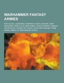 Warhammer Fantasy Armies