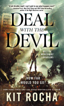 link to Deal with the devil : a Mercenary Librarians novel in the TCC library catalog