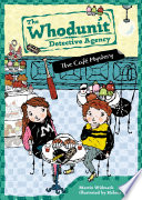 The Cafe Mystery  4 Book