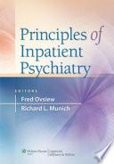 Principles Of Inpatient Psychiatry Book PDF